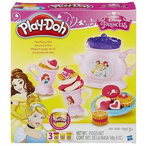 培樂多迪士尼公主下午茶遊戲組