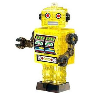 3D水晶拼圖-復古機器人