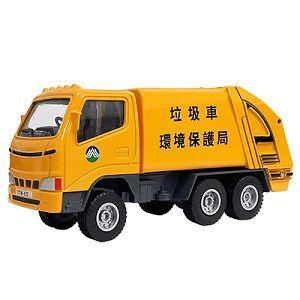 1.60合金工程系列-12垃圾車