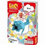 LaQ 12 生肖-鼠(52pcs)