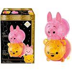 3D水晶拼圖-Tsum Tsum 維尼與小豬