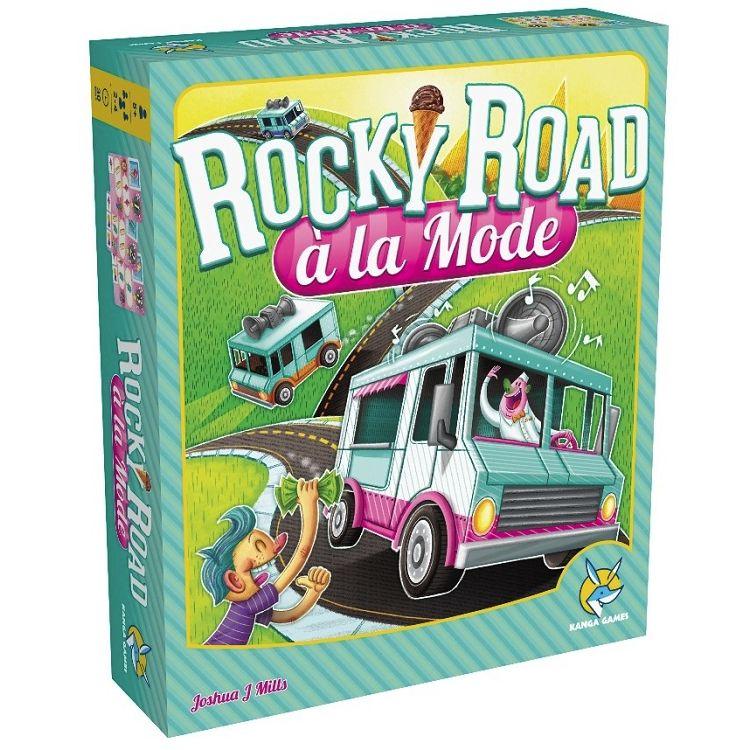 叭噗人生 Rocky Road à la Mode