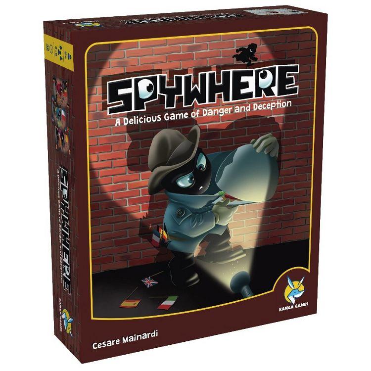 雙面間諜 Spywhere
