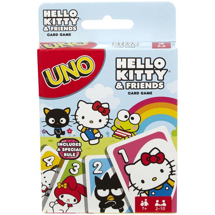 UNO Hello Kitty & Friends