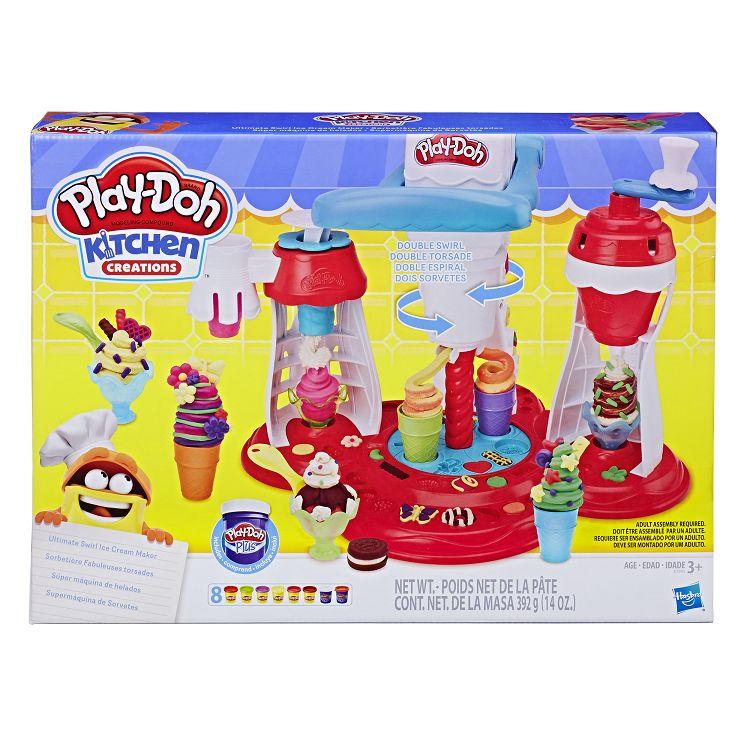 培樂多終極蛋捲冰淇淋遊戲組