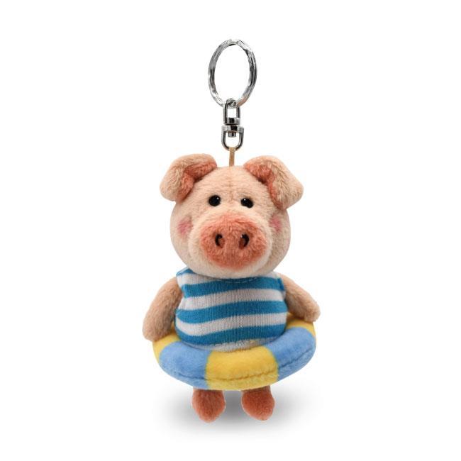 NICI 泳圈大豬鑰匙圈