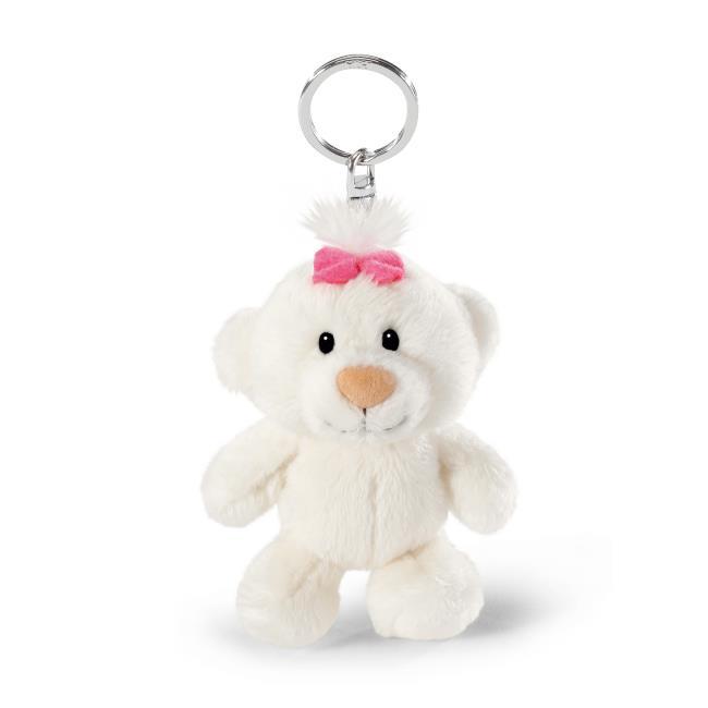 安妮小妹NICI熊鑰匙圈