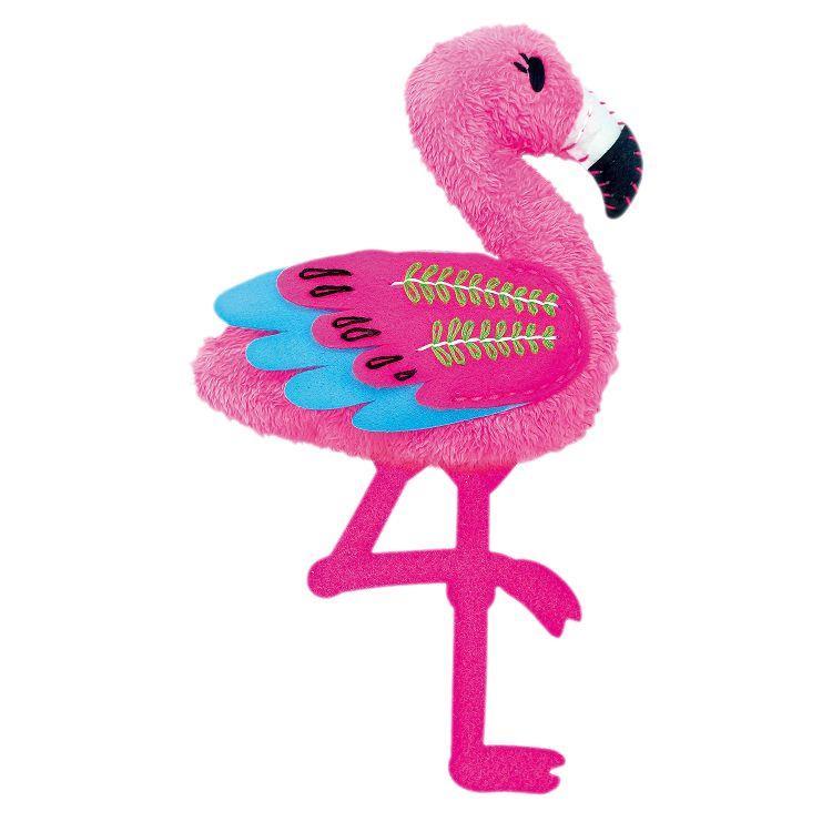 AVENIR Kids / 手縫可愛布偶系列-紙筒-火焰鳥