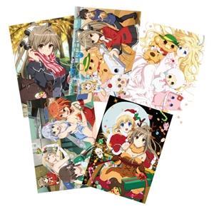 甘城輝煌樂園救世主-明信片套卡(1)(5入裝)