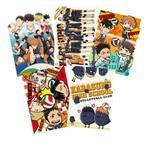 排球少年-明信片套卡(1)(5入裝)