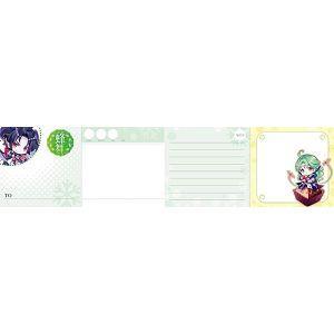 《蜂舞》特製全彩橫長條式桌面MEMO