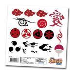 火影忍者疾風傳-紋身貼紙-你也是忍者