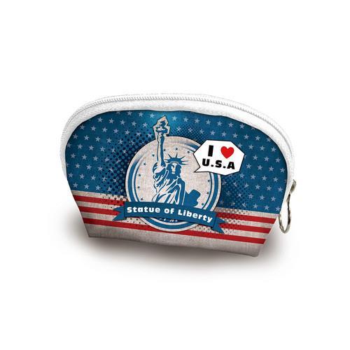 Flag-卡夾錢包(1)