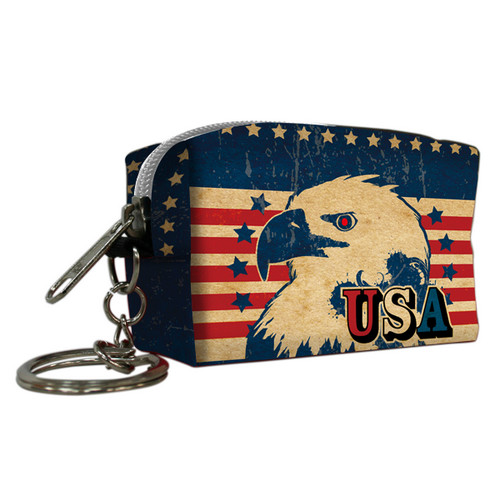 Flag-吊飾零錢包(2)