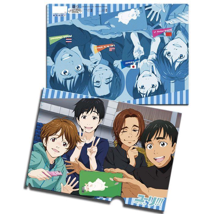 YURI!!!on Ice-L夾-自拍神氣