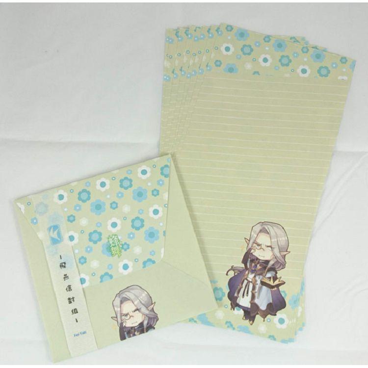 《蜂舞》特製square式信紙組