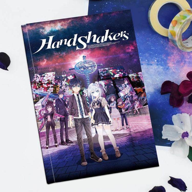 Hand Shakers-手札A款(綜)