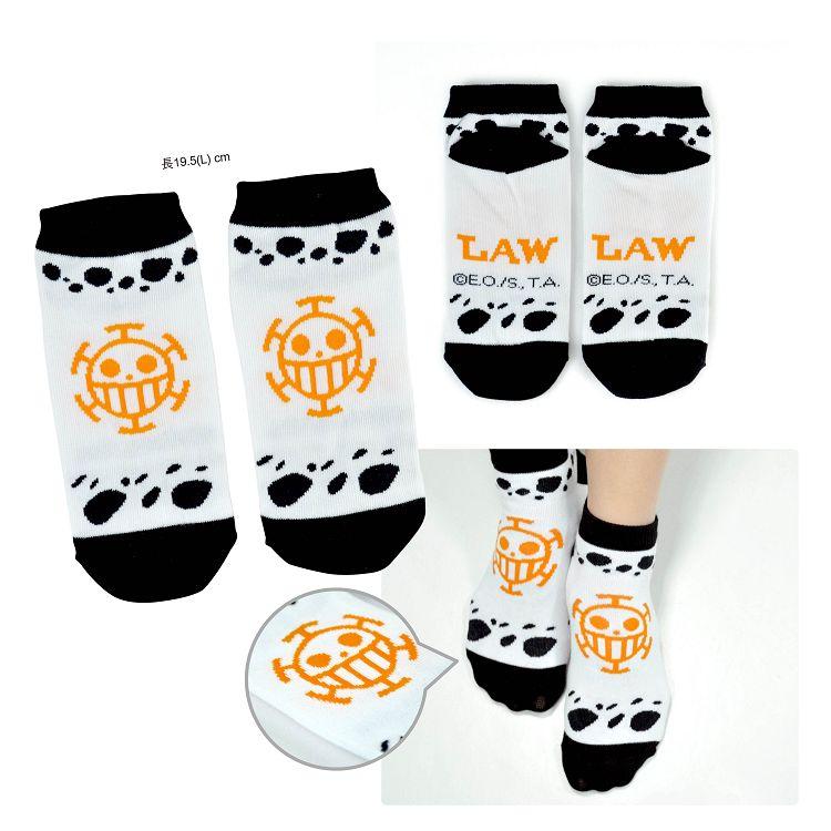 航海王-短襪A款(羅)