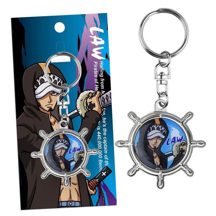 航海王-鑰匙圈B款(華麗)(羅)