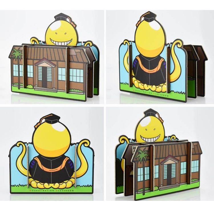 暗殺教室-置物盒(模型)A款(殺)