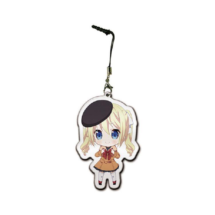 壓克力造型吊飾-魔法科高中的劣等生 呼喚繁星的少女4