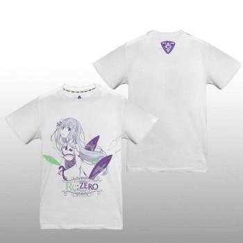 從零開始-潮流夜光T-shirt(愛蜜莉雅)L