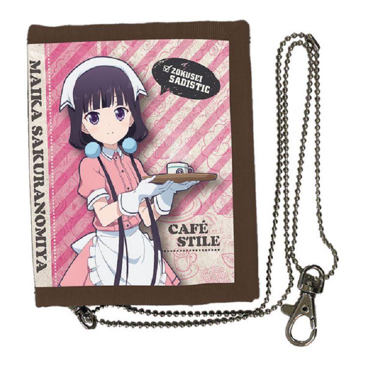卡樂隨身錢包-調教咖啡廳(1)