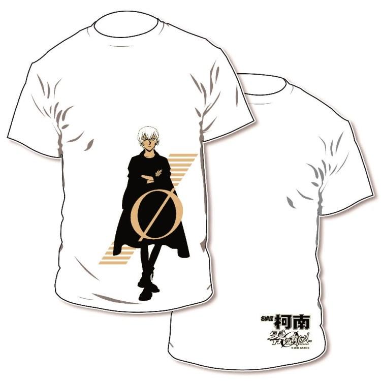 名偵探柯南M22-T恤-L-目標百億的男人
