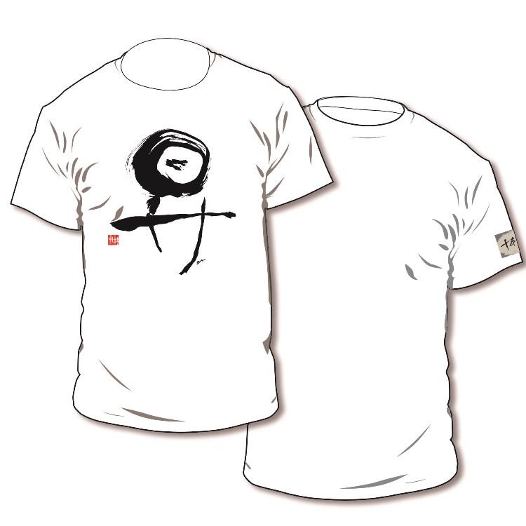 鄭問-T恤-昇-M