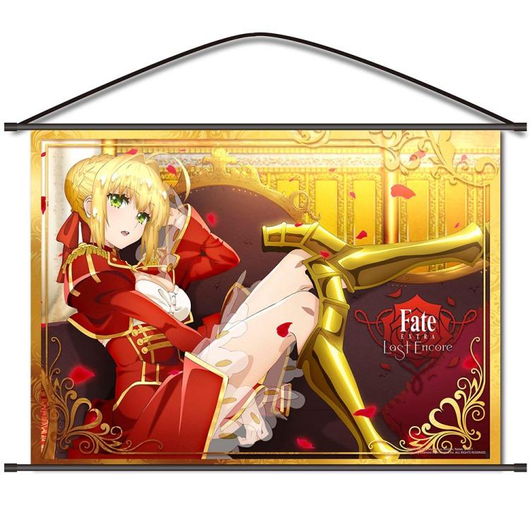 Fate/EXTRA Last Encore-中型橫式掛軸-黃金劇場
