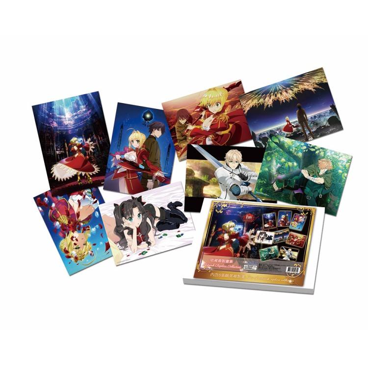 Fate/EXTRA Last Encore-收藏複製畫集- Fate/Extra