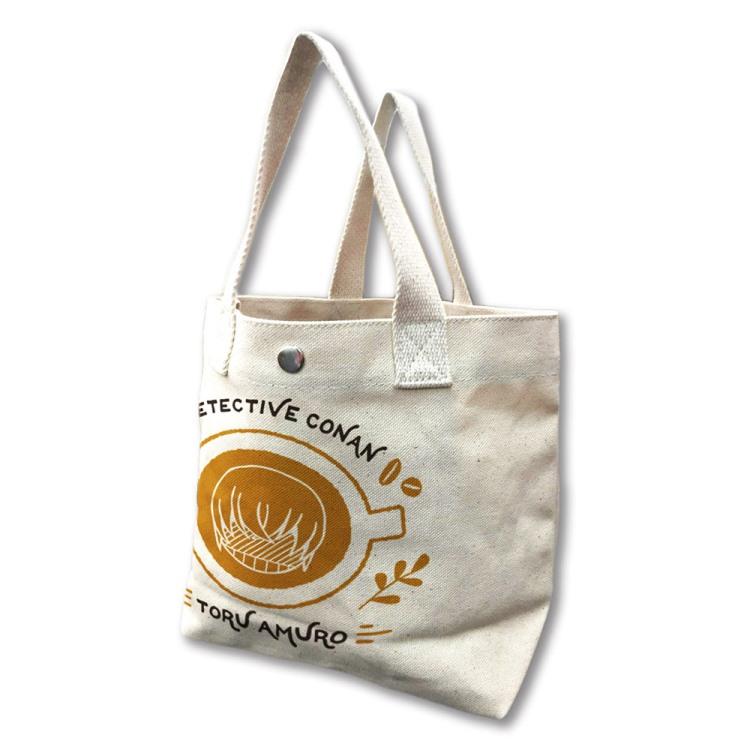 名偵探柯南-帆布小提袋-安式咖啡