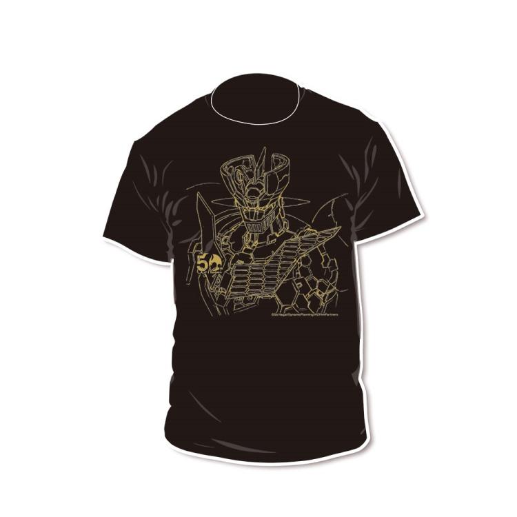 無敵鐵金剛劇場版-T恤-全力出擊黑-XL