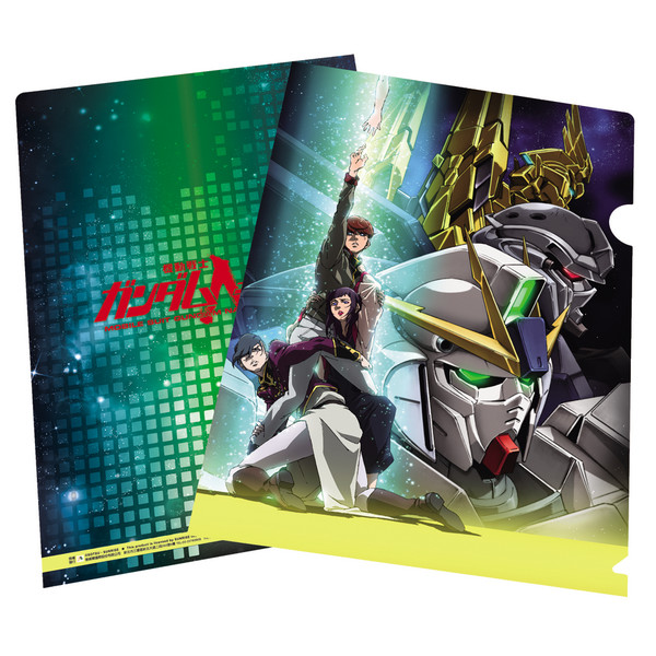 L夾-單層-機動戰士鋼彈劇場版NT(2)