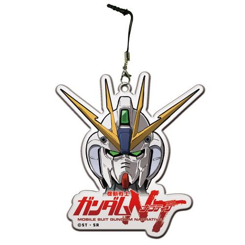 壓克力造型吊飾-機動戰士鋼彈NT(1)