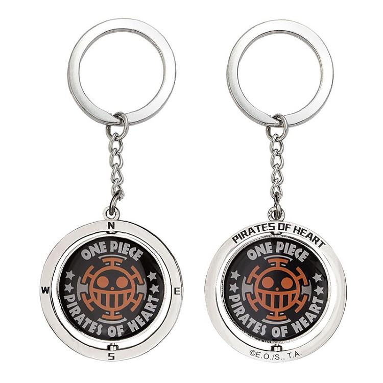 航海王-鑰匙圈(旋轉)C款(羅)