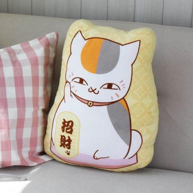 夏目友人帳-抱枕(造型)A款(貓)