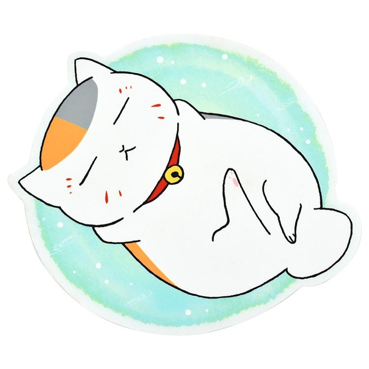 夏目友人帳-止滑二用墊劇場版A款(貓)