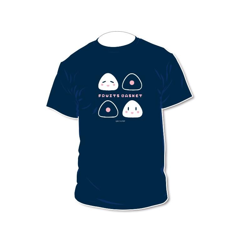 魔法水果籃-T恤-反霸凌飯糰-S