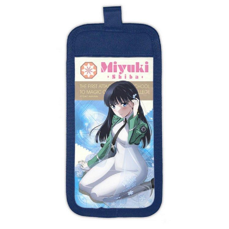 透明觸控手機袋-魔法科高中的劣等生 呼喚繁星的少女(1)