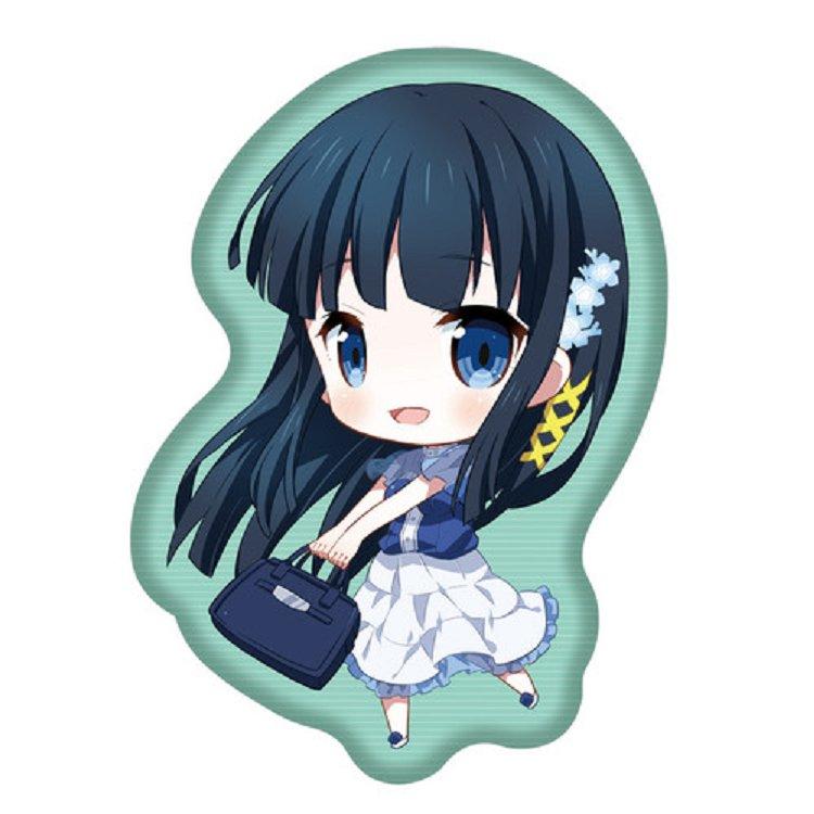 造型抱枕-魔法科高中的劣等生 呼喚繁星的少女(1)