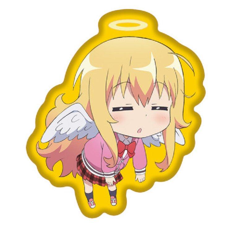 造型抱枕-廢天使加百列(1)