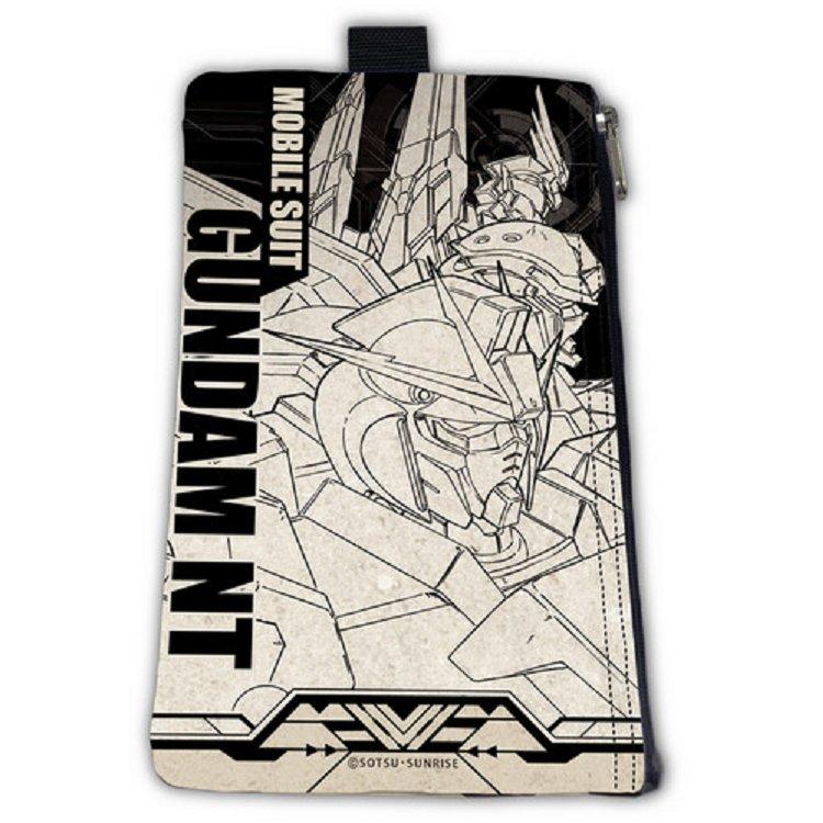 觸控手機收納包-機動戰士鋼彈劇場版NT(1)