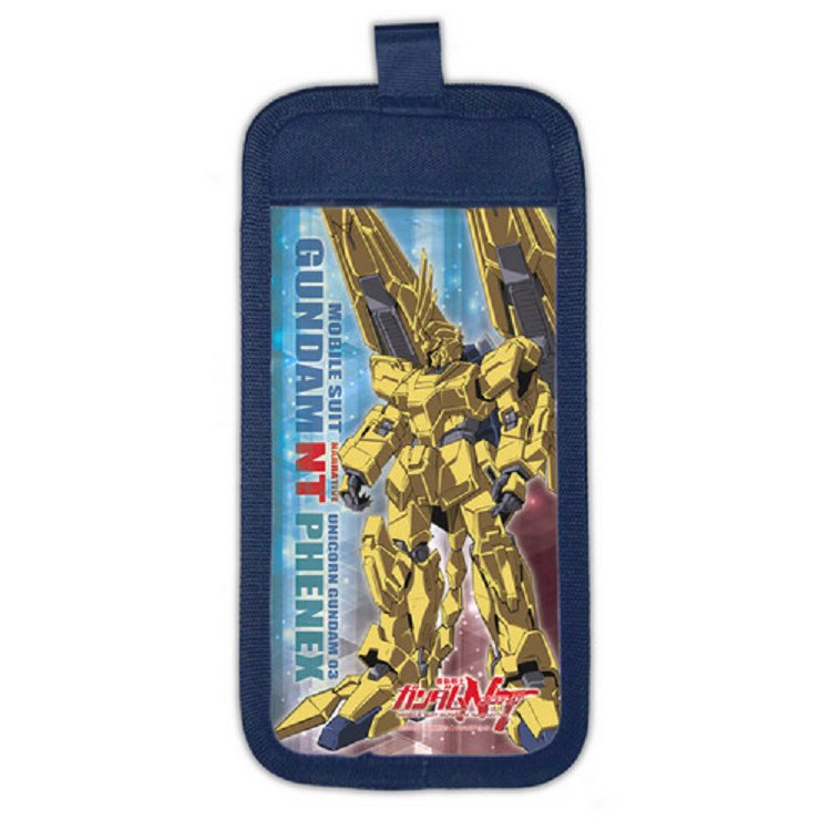 透明觸控手機袋-機動戰士鋼彈劇場版NT(1)