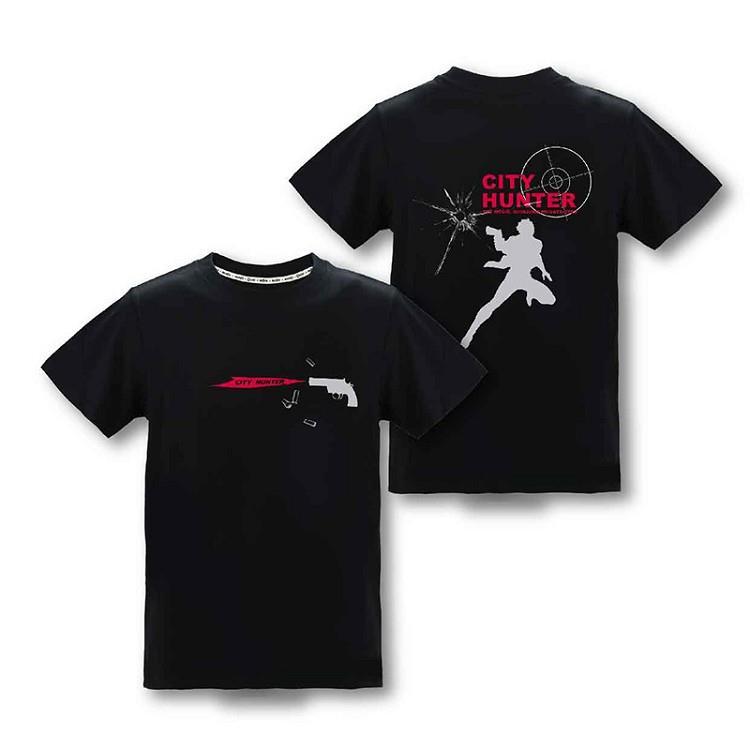 城市獵人-潮流T-shirt(Ryo Saeba)-城市M