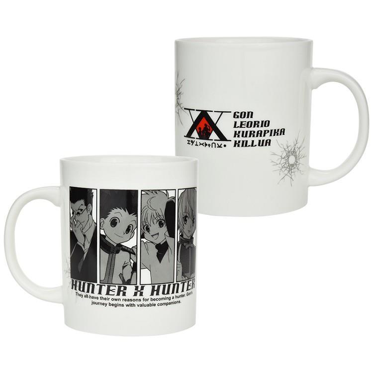 Hunter-馬克杯(圓400ml)A款(綜)