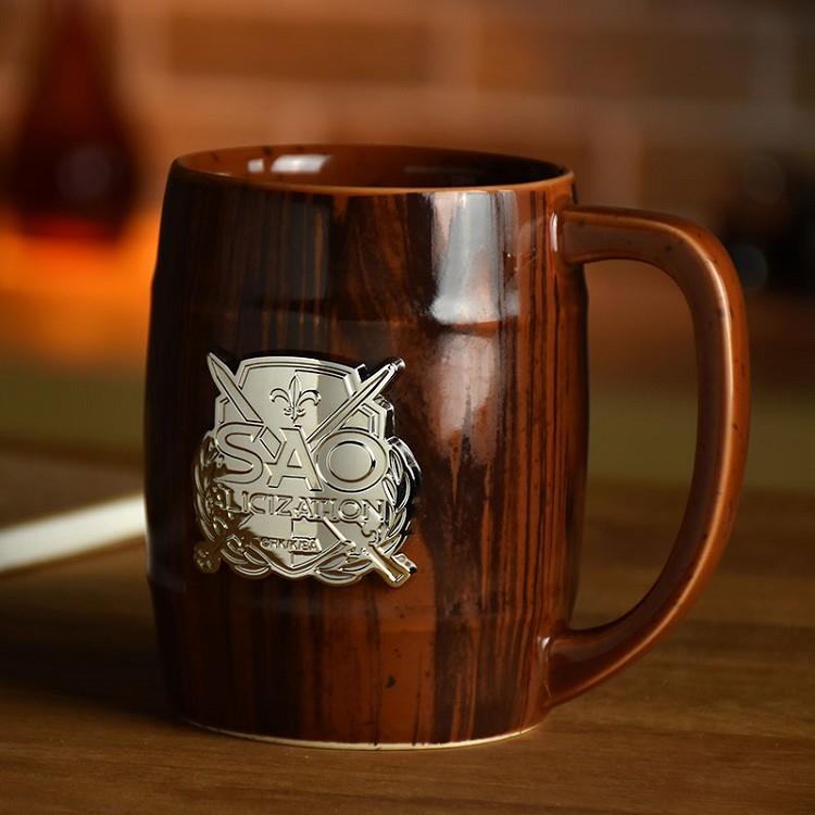 刀劍神域Ⅲ-酒桶杯(陶瓷)A款(SAO)