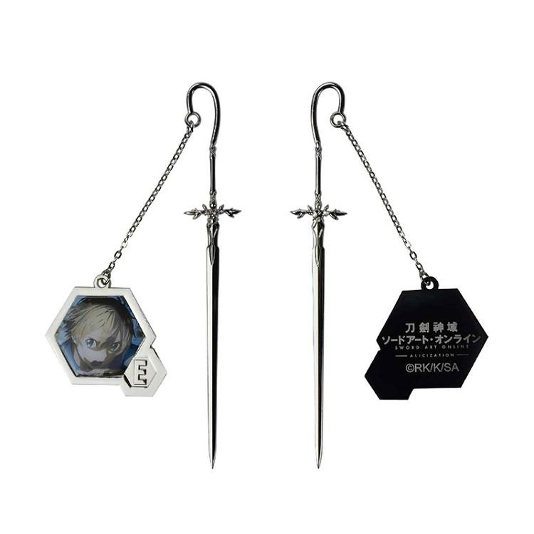 刀劍神域Ⅲ-金屬造型書籤(藍薔薇之劍)A款(尤)