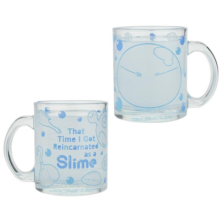 轉生史萊姆-玻璃杯(透明)A款(史)