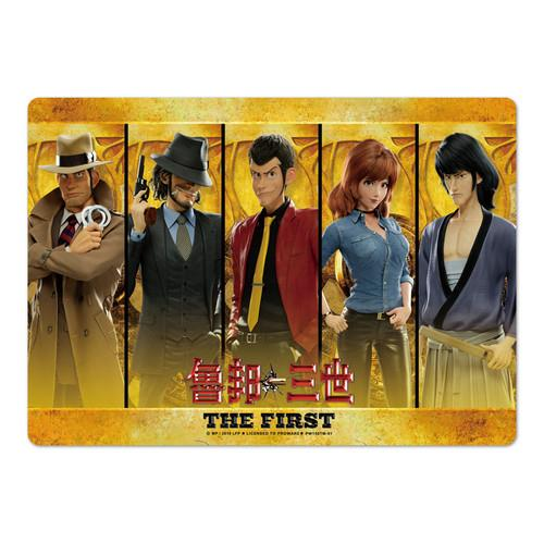 桌墊-魯邦三世 THE FIRST(1)